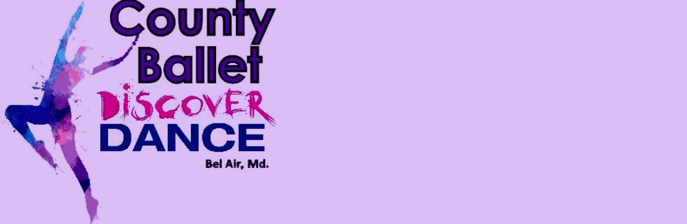 County Ballet Dance Studio | Ballet, Tap, Jazz Classes
