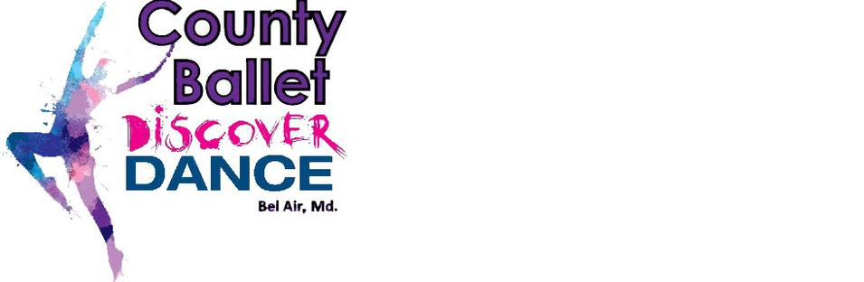 County Ballet Dance Studio | Harford County Maryland